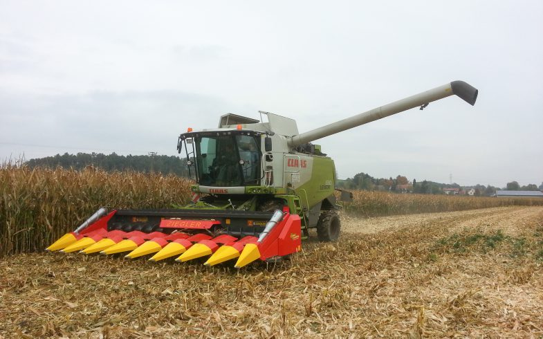 Кукурузная жатка «Corn Champion»